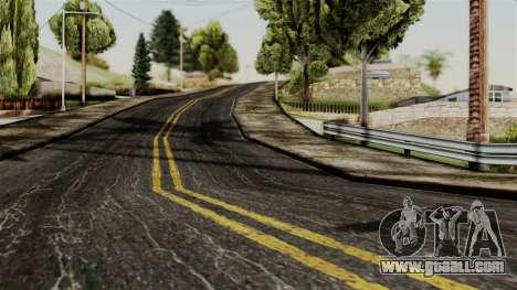 BlackRoads v1 LS Kenblock for GTA San Andreas