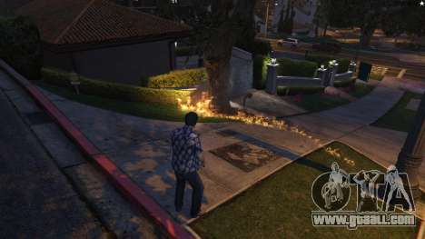 GTA 5 4K Fire Overhaul 2.0 fifth screenshot