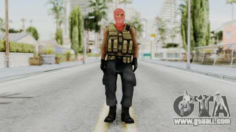 Terrorist for GTA San Andreas second screenshot