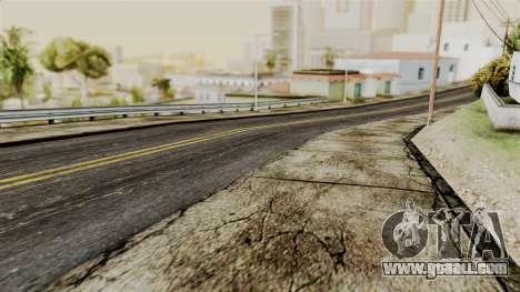 BlackRoads v1 LS Kenblock for GTA San Andreas third screenshot
