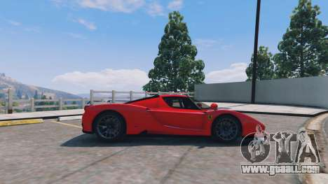Ferrari Enzo v0.5 for GTA 5