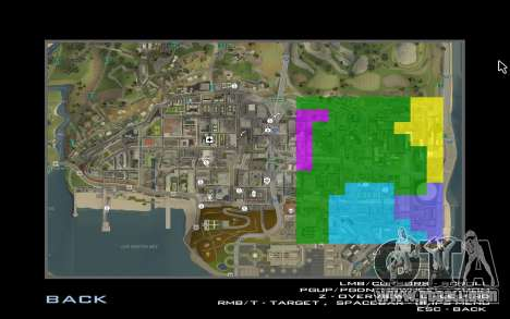 HD card for Diamondrp for GTA San Andreas forth screenshot