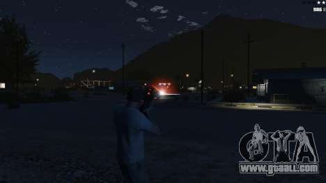 GTA 5 Laser Rocket Mod V5 fourth screenshot