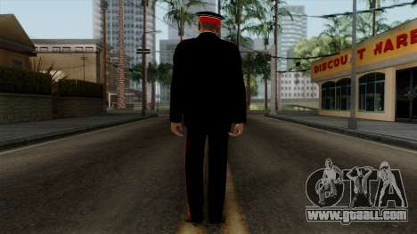 Vice-Sergeant Kazan VCA v2 for GTA San Andreas third screenshot