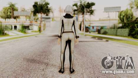 DOA 5 Christie Assasin for GTA San Andreas third screenshot