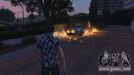 GTA 5 4K Fire Overhaul 2.0 third screenshot