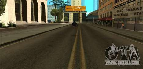 60 Animations v2.0 for GTA San Andreas third screenshot