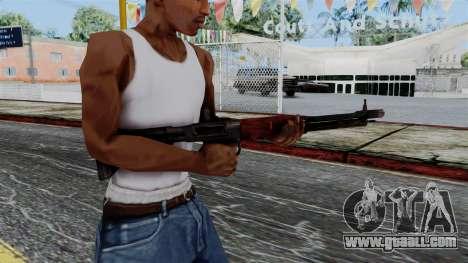 FG-42 from Battlefield 1942 for GTA San Andreas third screenshot
