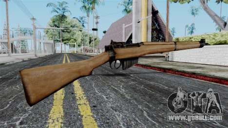 Lee-Enfield No.4 from Battlefield 1942 for GTA San Andreas second screenshot