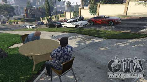 GTA 5 Russian roulette second screenshot