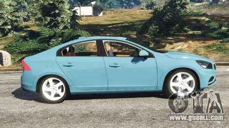 GTA 5 Volvo S60 [Beta] left side view