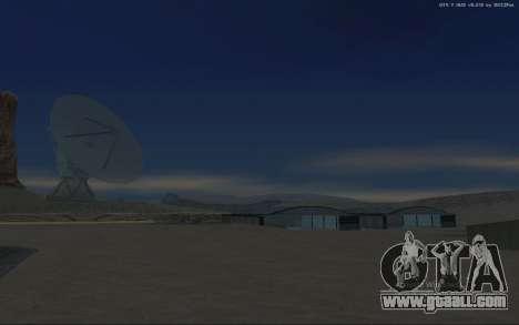 New Military Base v1.0 for GTA San Andreas eleventh screenshot