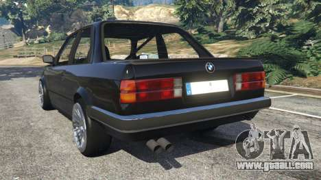 BMW E30 1983 M-Tech 1 [Beta]