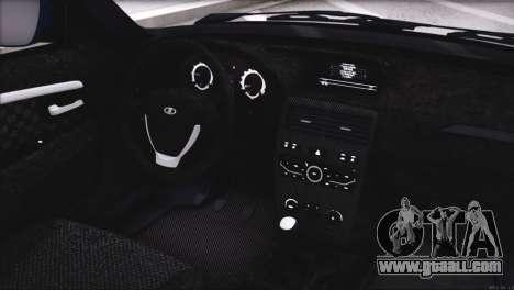 VAZ 2112 Quality items for GTA San Andreas engine