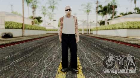 Alice Baker Young Member for GTA San Andreas second screenshot