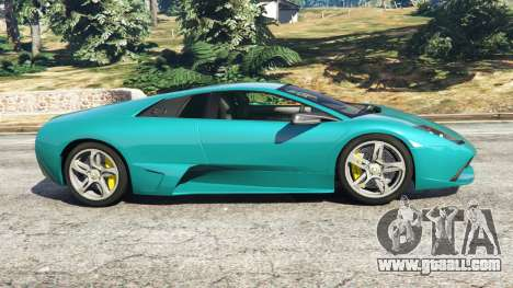 Lamborghini Murcielago LP 640 v0.5 for GTA 5