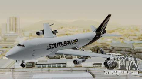 Boeing 747 Southern Air for GTA San Andreas