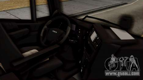 Volvo Truck from ETS 2 for GTA San Andreas right view