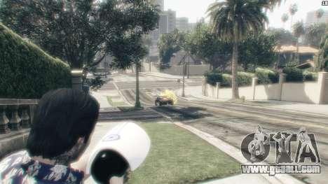 Lazer Team Cannon for GTA 5