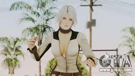 DOA 5 Christie Assasin for GTA San Andreas
