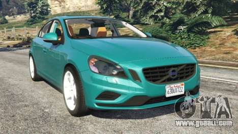 Volvo S60 [Beta] for GTA 5