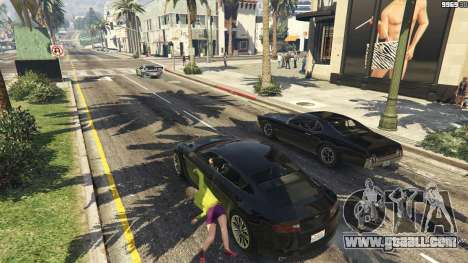 GTA 5 GrabScript V second screenshot