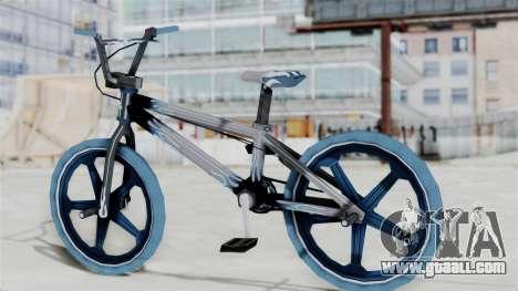 Custom Bike from Bully for GTA San Andreas left view