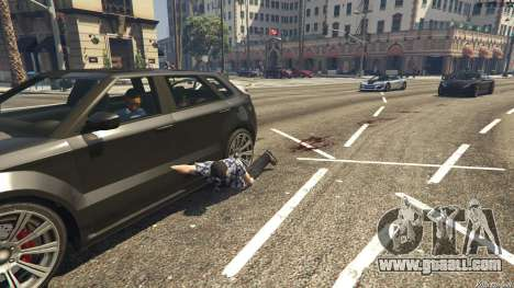 GTA 5 GrabScript V third screenshot