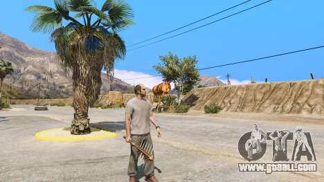 GTA 5 The morning star from The Last Remnant