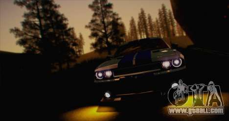 ENB White_SA v1.0 for GTA San Andreas forth screenshot
