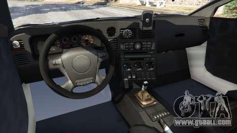 GTA 5 Arrinera Hussarya v1.0 rear right side view
