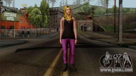 Buffy Vampire Slayer for GTA San Andreas second screenshot