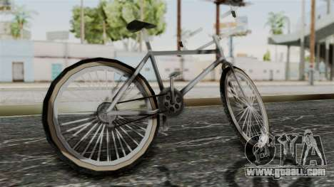 Racer from Bully for GTA San Andreas left view