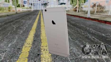iPhone 6S Space Grey for GTA San Andreas third screenshot
