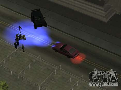 Xenon 2.0 for GTA San Andreas second screenshot