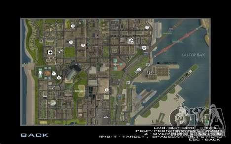 HD card for Diamondrp for GTA San Andreas