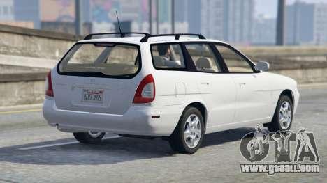 GTA 5 Daewoo Nubira I Wagon US 1999 - FINAL version left side view
