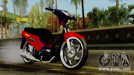 Gilera Smash for GTA San Andreas