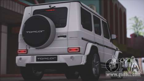 Mercedes Benz G65 AMG 2015 Topcar Tuning for GTA San Andreas right view