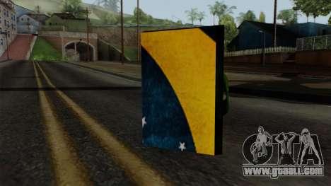Brasileiro Satchel v2 for GTA San Andreas second screenshot