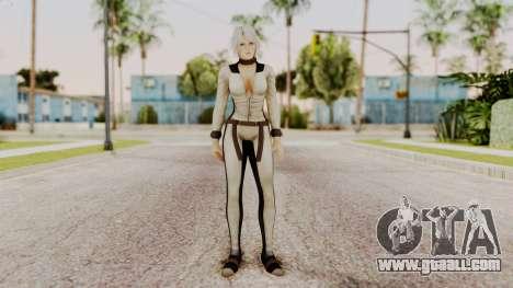 DOA 5 Christie Assasin for GTA San Andreas second screenshot