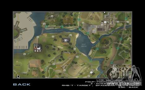 HD card for Diamondrp for GTA San Andreas second screenshot