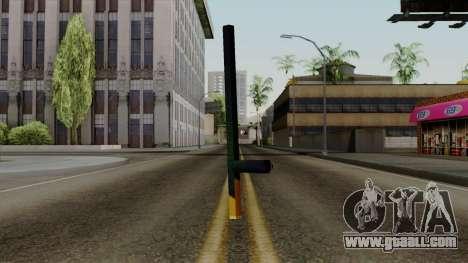 Brasileiro Night Stick v2 for GTA San Andreas