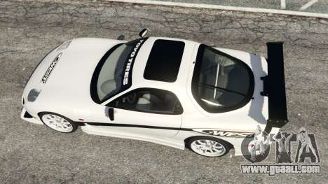 Mazda RX-7 C-West v0.3 for GTA 5