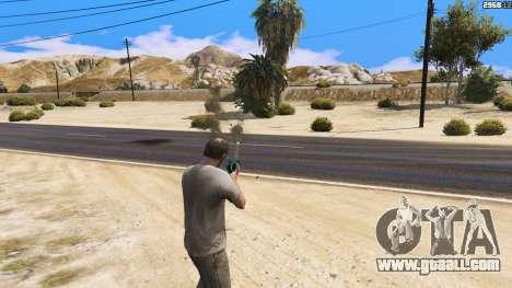 GTA 5 Increased effects of hits fourth screenshot