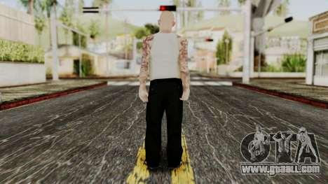 Alice Baker Young Member for GTA San Andreas third screenshot