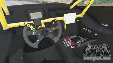 Mercedes-Benz C204 AMG DTM 2013 for GTA 5