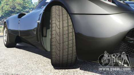 Pagani Huayra for GTA 5