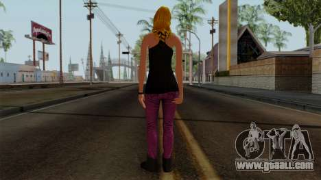Buffy Vampire Slayer for GTA San Andreas third screenshot