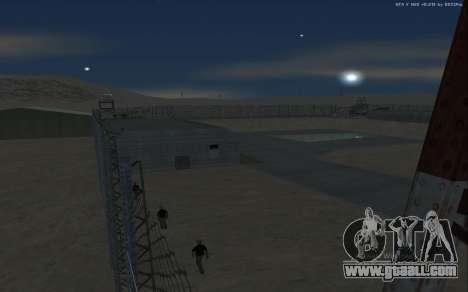 New Military Base v1.0 for GTA San Andreas twelth screenshot
